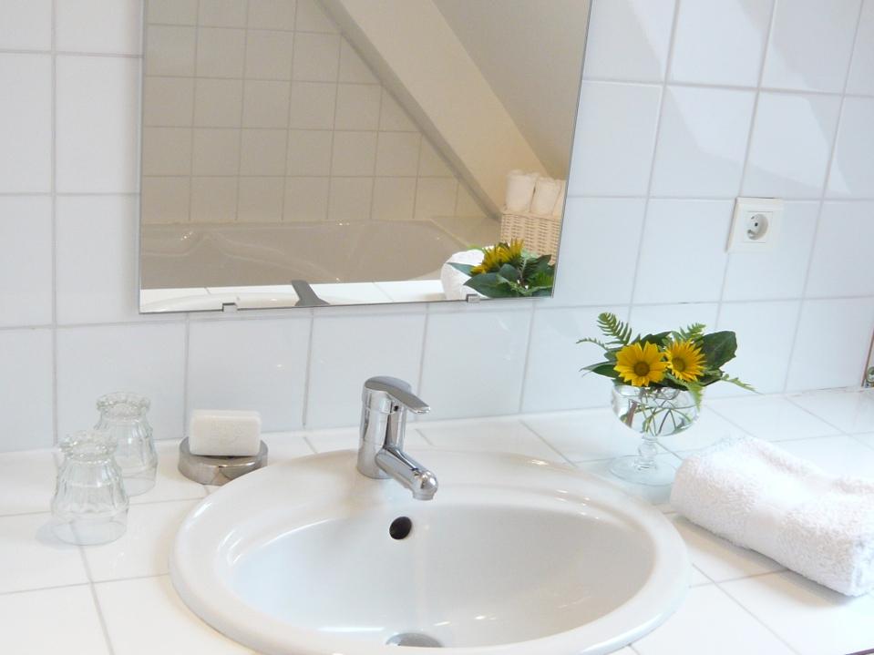 salle de bain Haut  Holiday rentals in Auvergne