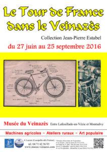 Musée du Veinazes expo 2016