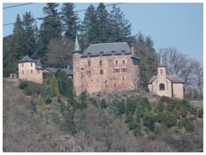 château de Gironde