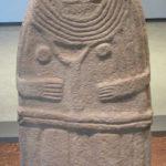 Statue Menhir du musée Fenaille de Rodez