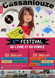 affiche 2017 festival disque et vinyl