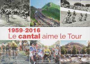 Le Tour de France de retour dans le Cantal le Cantal