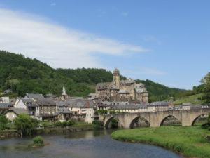 Village d'Estaing