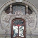 """Belle villa de style """"Art nouveau"""" rue Mondor à Aurillac"""