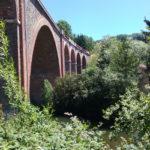 Aurillac centre, le viaduc ferroviaire