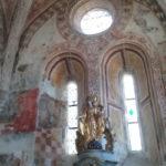La Chapelle de la Ste Croix à Cassaniouze