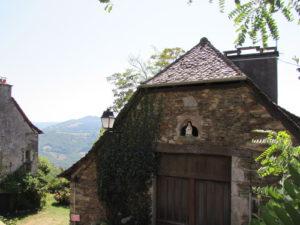 Village du Fel, vin du Fel et cabecou