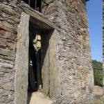 Surprenant clocher de la Vinzelle