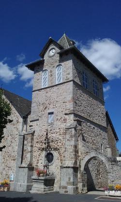 L'église de Cassaniouze
