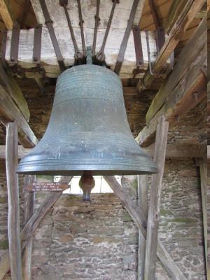 La cloche de la Vinzelle
