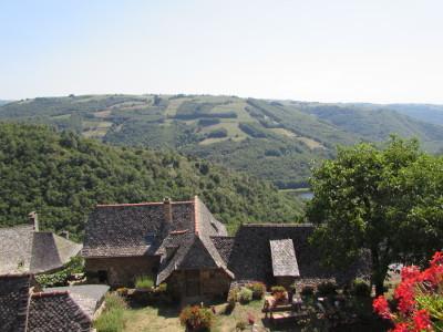 Le village de la Vinzelle