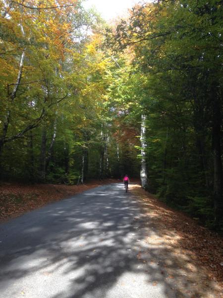 Promenade à vélo de la Rouquette  à Marcolés